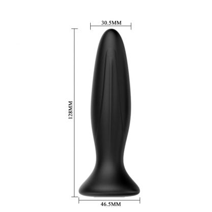 Mr Play Vibrating Anal Plug